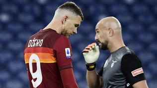 Chiarimento con Fonseca: Dzeko reintegrato, ora punta la Juve