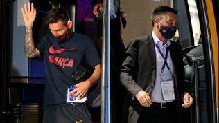 Messi vuole querelare i cinque sospettati di aver rivelato le cifre del contratto