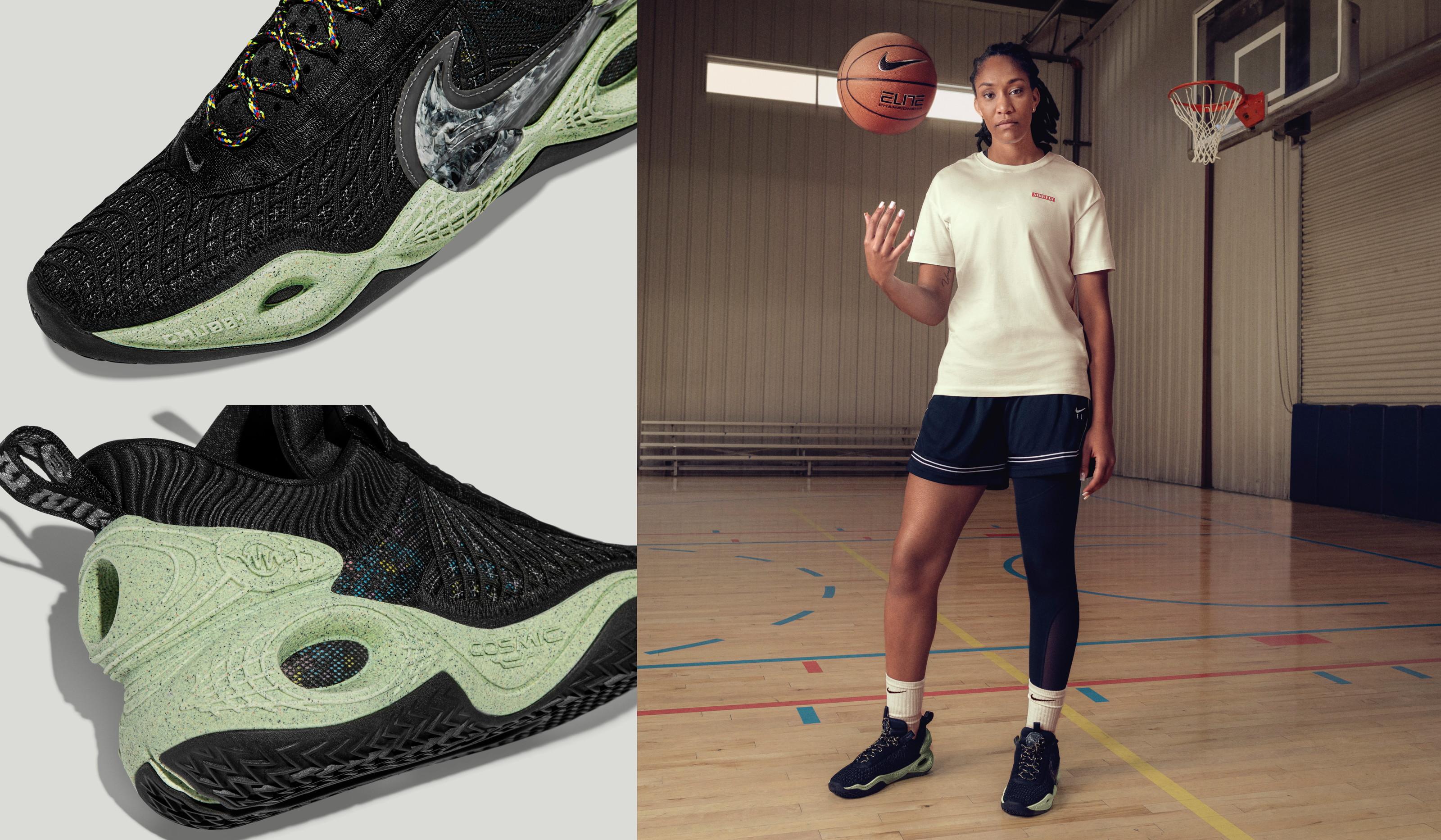 Nike ha presentato&nbsp;Nike Cosmic Unity, la prima scarpa performance realizzata nell&rsquo;ambito di&nbsp;Move to Zero, progetto del brand che ha&nbsp;l&#39;obiettivo di azzerare le&nbsp;emissioni di carbonio e la produzione di rifiuti per proteggere il pianeta e favorire un futuro migliore per lo sport.<br /><br />