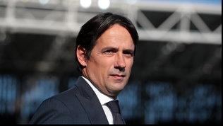 """Inzaghi: """"Siamo lì, non vogliamo mollare.Rinnovo? Oggi vedo Lotito..."""""""