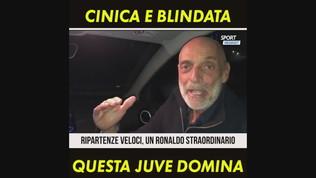 Paolo Brosio: Ce l'ho Con... Juve-Roma