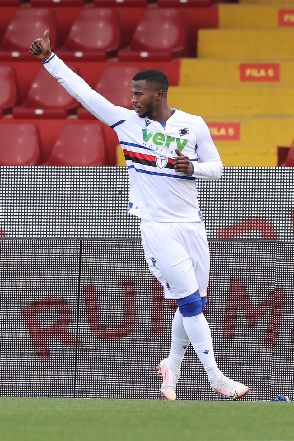 Benevento-Sampdoria 1-1, le migliori immagini del match del Vigorito<br /><br />