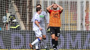 Caprari non basta, Keita salva la Samp: il Benevento non sa più vincere