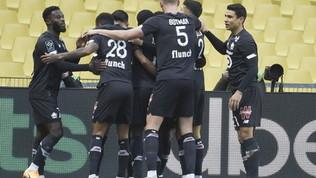 Ligue 1: David riporta in vetta il Lille, il Psg resta a -3