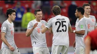 Segna sempre Lewandowski, Al Ahly k.o. e Bayern in finale