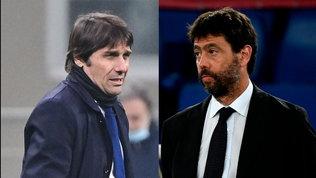 Lite Conte-Agnelli, attesa per le decisioni del Giudice Sportivo