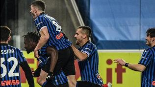 Coppa Italia, Pessina porta la Dea in finale