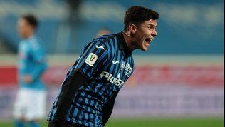 Pessina e Zapata castigano il Napoli: Atalanta in finale di Coppa Italia