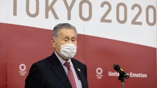 """Olimpiadi Tokyo: il presidente Mori si dimetterà per """"frasi sessiste"""""""