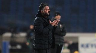 Gattuso abbandonato da AdL, ma resta in sella: a meno che contro la Juve...