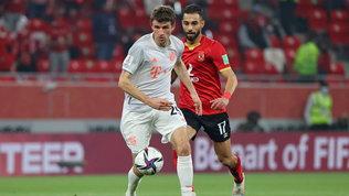 Bayern, Müller positivo al Covid: salta la finale col Tigres