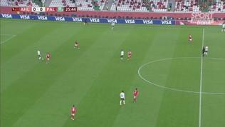 Al Ahly-Palmeiras gli highligts