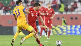 Bayern campione del mondo, le immagini della festa