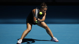 Anche la Errani out: l'Australian Open perde tutte le azzurre