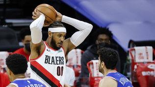 I 76ers cadono a Portland, Curry ne fa 40 ai Magic. Bene Miami