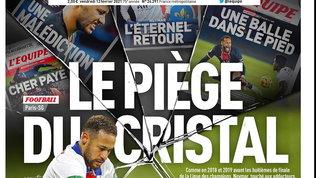 Troppi infortuni: al Psg inizia a pesare lo stile di vita di Neymar