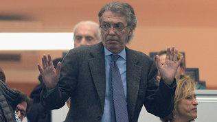 """Conte-Agnelli, Moratti: """"Mai offeso un allenatore della Juve"""""""