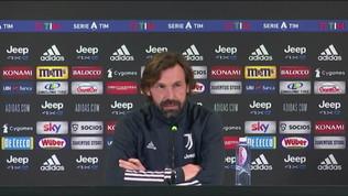 """Pirlo verso il Napoli: """"Posta in palio alta"""""""