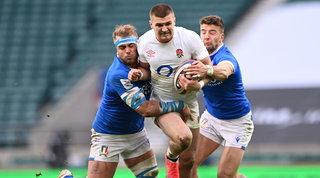 La partenza sprint non basta: l'Italia affonda contro l'Inghilterra