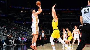 I Nets ritrovano Durant: Golden State va ko. Utah vola contro Miami, male Atlanta