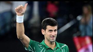 Djokovic e Zverev ai quarti, Dimitrov sorprende Thiem. Ok Halep e Osaka