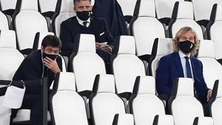 Nevded-Paratici, furia contro l'arbitro al Maradona: il video è virale