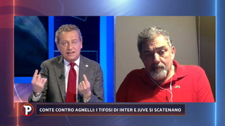 Sabatini sugli insulti Conte-Agnelli