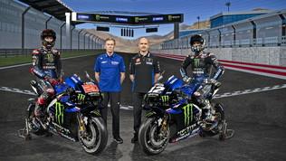 Yamaha, caccia al titolo conViñales e Quartararo