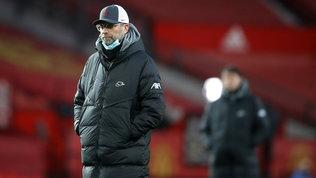 "Klopp: ""Non lascio il Liverpool, ho ancora energia"" |Nagelsmann teme i Reds"