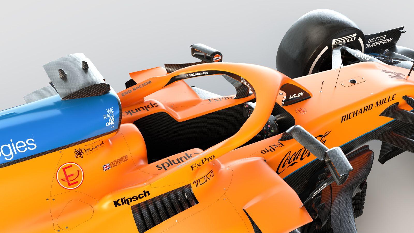 Svelata la monoposto affidata alle ambizioni di Daniel Ricciardo e Lando Norris.<br /><br />