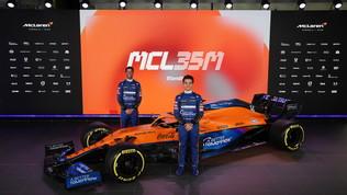 La McLaren si mostra per prima: obiettivo dare fastidio ai top team