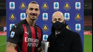 """Gazidis: """"Se Ibragioca così, perché non continuare?"""" Pioli e Maldini i segreti del Milan"""""""