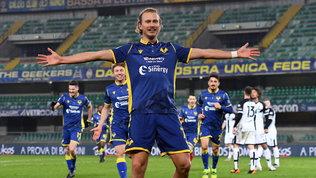 Verona-Parma: le foto del match
