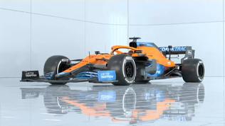 Svelata la nuova McLaren