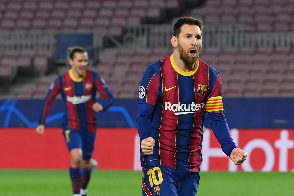 Le immagini pi&ugrave; belle dal Camp Nou dove Barcellona e Psg si sono sfidati nell&#39;andata degli ottavi di finale di Champions League<br /><br />
