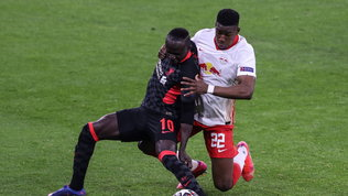 Salah-Mané: il Liverpool batte il Lipsia e ipoteca i quarti