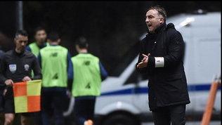 """Carvalhal: """"Roma forte, giocheremo per vincere"""""""