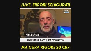 """Brosio: """"Porto-Juve, su CR7 era rigore"""""""