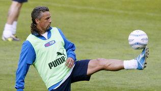 Il Divin Codino amato da tutti: tanti auguri Roberto Baggio