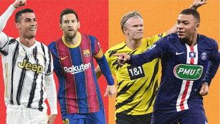 Haaland e Mbappé 'pensionano' Messi e CR7: è iniziata una nuova era