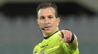 Altro big match per Doveri: arbitrerà Milan-Inter