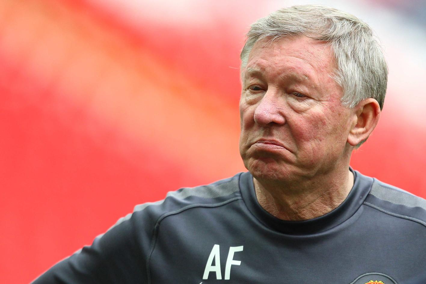 3 - Alex Ferguson