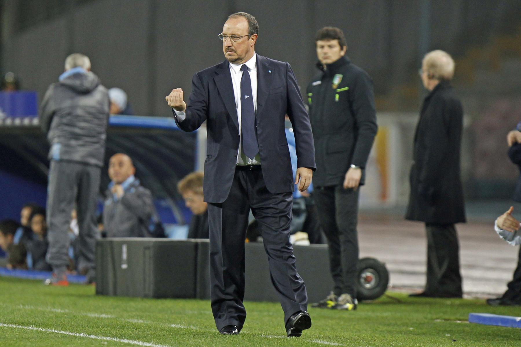 14 - Rafa Benitez