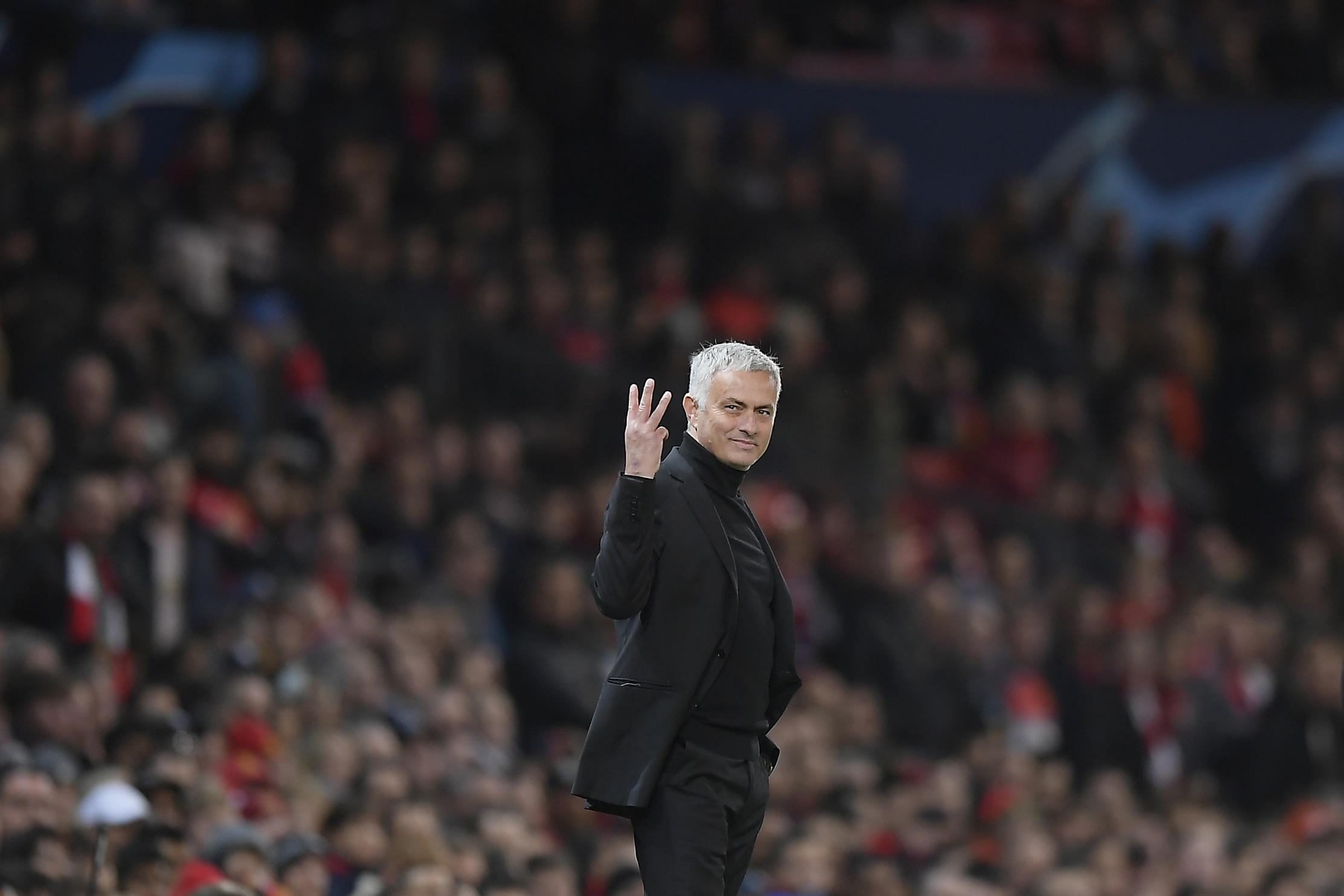 1 - José Mourinho