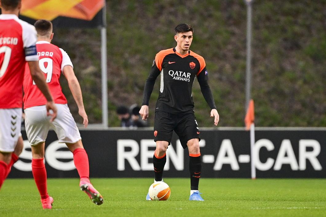 Le foto pi&ugrave; belle della gara di Europa League tra i portoghesi e i giallorossi<br /><br />