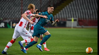 """Il """"derby"""" con Stankovic finisce in parità, Milan beffato allo scadere"""