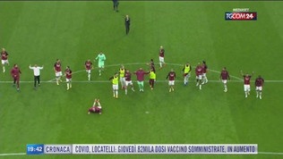 Milan, il sogno scudetto passa dal derby
