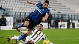 Hakimi sta spaccando la Serie A