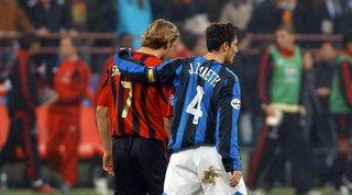 Milan-Inter: da Sheva a Zanetti, tutti i record del derby
