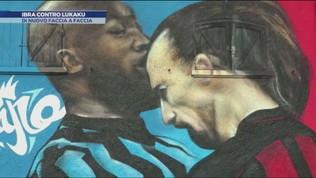 Ibra contro Lukaku: ancora faccia a faccia